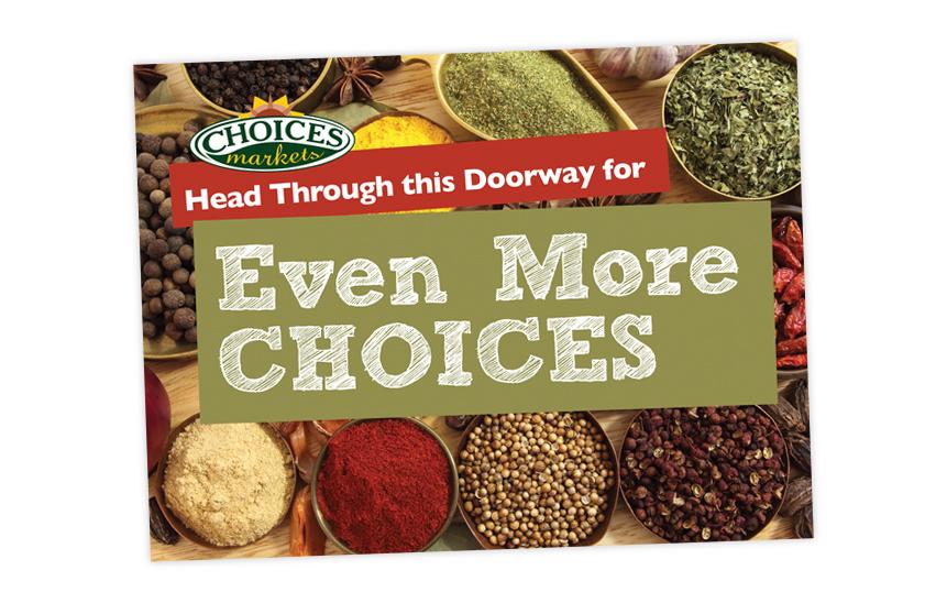 Choices Markets